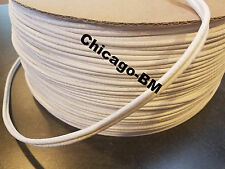 250 yards 5/32 Double Welt Cord Twin Piping Upholstery, Braided tissue firm
