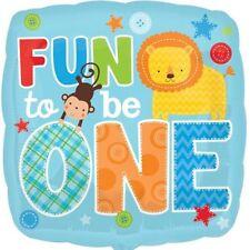 Ballons de fête multicolores anniversaires-enfants Amscan pour la maison
