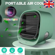 Portable pratique Mini refroidisseur d'air Espace Personnel Facile Cool purifie l'air fan
