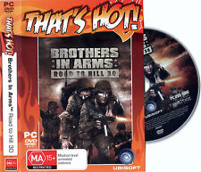 Brothers in Arms: Road to Hill 30 PC Game