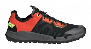 Five Ten Trailcross LT Shoes Core Black / Grey Three / Solar Red - Mountain Bike