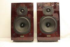 Quad 12L Hi-Fi Altavoz de estantería altavoces par