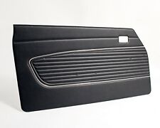 PAIR OF FORD CAPRI MK1 PRE-FACELIFT FRONT DOOR PANELS