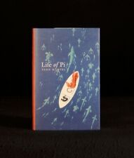 2001 The Life of Pi by Yann Martel First UK Edition First Printing