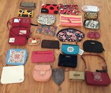 Amazing 26 Pc Lot Purse Coach Brighton Wallet Tote Jewelry Box Case Makeup Bag
