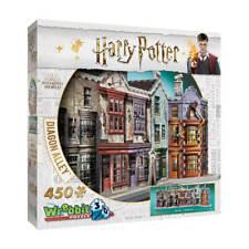 Wrebbit Harry Potter Diagon Alley 450 pces 3D Puzzle (New)