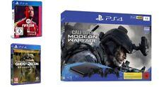 PlayStation 4 Slim 1TB PS4 HDR +2 MANDOS + 2 JUEGOS OFW 6.72 COMPATIBLE