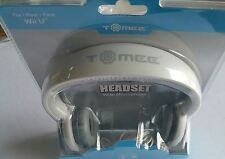 24 Wholesale lot NEW Tomee Wii U Gaming Chat Headset Headphones W/Mic Microphone