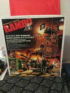Rambo S.A.V.A.G.E. Strike Headquarters