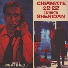 Armando Trovajoli - OST Chiamate 22-22 Tenente (Vinyl LP - 2016 - EU - Original)