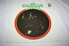 THE SHADOWS-LIVE IN JAPAN-HOLLAND FIRST PRESS