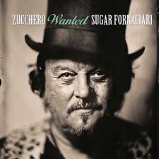 ZUCCHERO - WANTED - 3CD+DVD NEW SEALED 2017