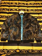 Versace Jeans Bomber Jacket (mint condition)