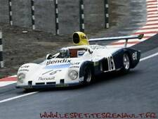 KIT 1/43° MINI RACING ALPINE A442 V6 BENDIX N°16 LE MANS 1977 ARNOUX PIRONI