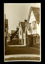 Wilts Wiltshire LACOCK The Angel Inn Judges early RP PPC c1930s?