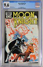 Moon Knight #26 - CGC 9.6 - Bill Sienkiewicz cover & art