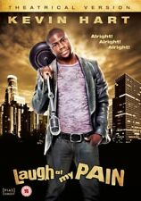 Kevin Hart-Raff at my pain DVD NUOVO