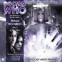 EDDIE ROBSON - DOCTOR WHO: HUMAN RESOURCES PART 2   CD NEW