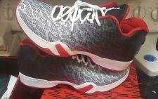 New Nike Air Jordan 29 XX9 Low White Black Gym Red Size 11 828051 101 ovo xii x