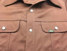 Vintage Lee Pearl Snap Shirt