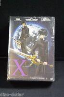 X: Collection Part 2 (DVD, 2005, 4-Disc Box Set) Brand New