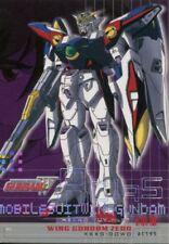 Upper Deck Wing Gundam Zero Promo Card WG-28