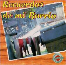 Recuerdos de Mi Barrio by Various Artists (CD, Jul-1996, PolyGram)