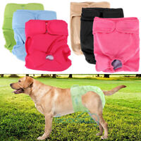 Leak Proof MALE DOG Diapers Belly Band WRAPS WASHABLE - Set Pack 3 of units