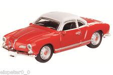 VW Karmann Ghia, rouge / Art Nr. 452622200 Schuco H0 Modèle 1:87