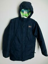 The North Face Ski Jacket Parka Boys Large 14-16 Hyvent Shell Insulated Perfect!