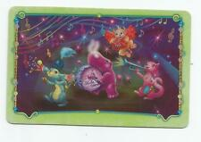 Bella Sara Spring Carnival foil shiny card S51/55 Marching Band
