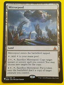 Mirrorpool Magic The Gathering Oath of the Gatewatch Pack Fresh Land