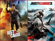 Just Cause 1 + Just Cause 2 & DLCs (PC) [Steam]