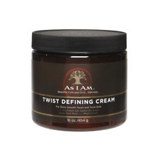 As I Am Twist Defining Cream For Shiny Smooth Twists & Twists Out  227g/8oz
