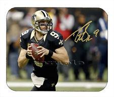 Item#1183 Drew Brees New Orleans Saints Facsimile Autographed Mouse Pad