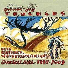 2LP DRIVE BY TRUCKERS Ugly Buildings, Whores & Politicians: Greatest Hits vinyl