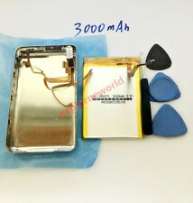 3000mA Battery+Back Cover Upgrade kits replacement for iPod Classic 80GB 120GB