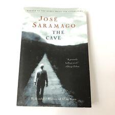 Jose Saramago The Cave Fiction Novel Paperback 2003