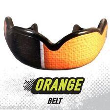 DOMMAGE contrôle orange ceinture impact élevé Protège-Dent PROTÈGE-DENTS MMA UFC