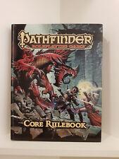 Pathfinder: Core Rulebook, Hardcover, RPG, Paizo