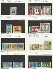Suriname, Postage Stamp, #276//355 Mint NH & LH, 1959-68, JFZ