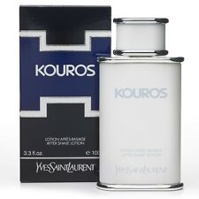 YVES SAINT LAURENT YSL KOUROS 100ML AFTERSHAVE BRAND NEW & SEALED *
