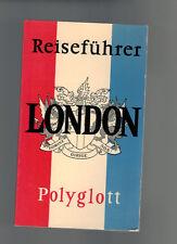 Reiseführer Polyglott - London - 1971