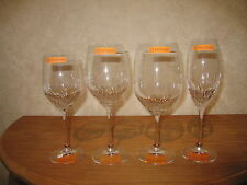 NACHTMANN *NEW* DELIVERY SLIP Set 4 Verres Glasses