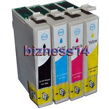 4 x 138 T138 Ink cartridge for Epson Printer NX420 WorkForce 320 325 630 633 840
