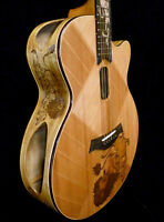 """Blueberry """"Special Order"""" Grand Concert Acoustic Guitar 90 day delivery"""