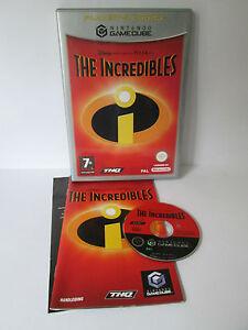 Nintendo Gamecube - The Incredibles