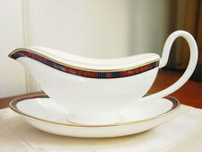 Waterford WICKLOW Gravy Sauce Boat w/ Underplate - NEW!