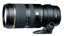 TAMRON SP 70-200mm f/2.8 Di VC USD FAST TELEPHOTO LENS FOR CANON - OPEN BOX DEMO