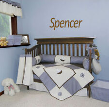 BOYS NAME STICKER WALL ART BEDROOM VINYL DECAL DECOR LETTERING